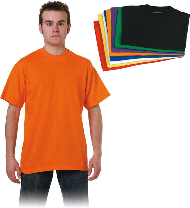 Color adult T-shirt