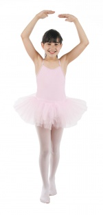 Ballerina girl costume