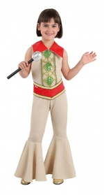 Abba girl costume