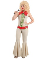 ABBA singer ladies costume CARNIVAL