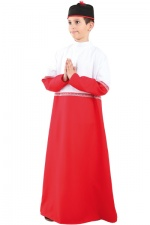 Altar boy child costume CARNIVAL
