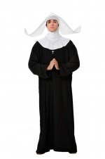 Nun or Sister Mary man costumes