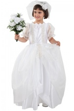 Bride Costume for Girls