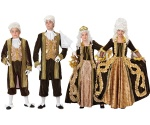 Barons costumes for families GROUPS