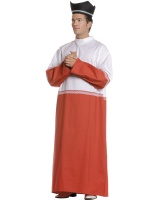 Altar boy adult costume CARNIVAL