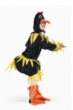 Black duck costume