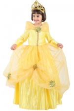 Belle Classic Princess Child Costume