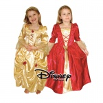 Belle reversible kids costume