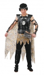 African king man costume CARNIVAL