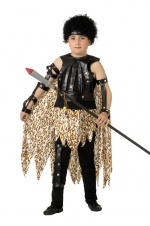 African king kids costume CARNIVAL