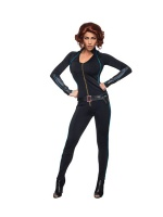 Avengers Age of Ultron Black Widow wig for a woman