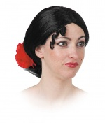 Andalusian lady wig