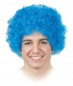 Curly adult wig