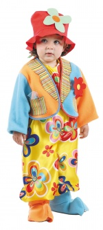Clown Infant Costume BABYS