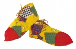 Clown Kinder Schuhe