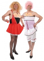 Funny costumes for couples
