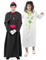 Exorcist costumes for couples