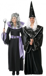 Magicians costumes for couples