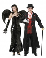 Dracula costumes for couples