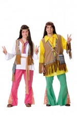 Hippie costumes for couples