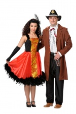 Cowboy costumes for couples