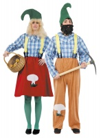 Gnome costumes for couples