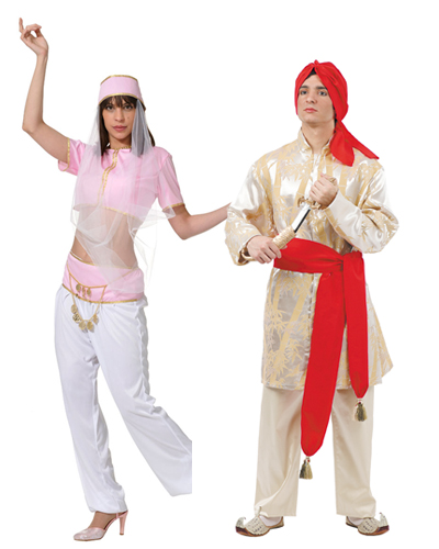 Arab costumes  for couples