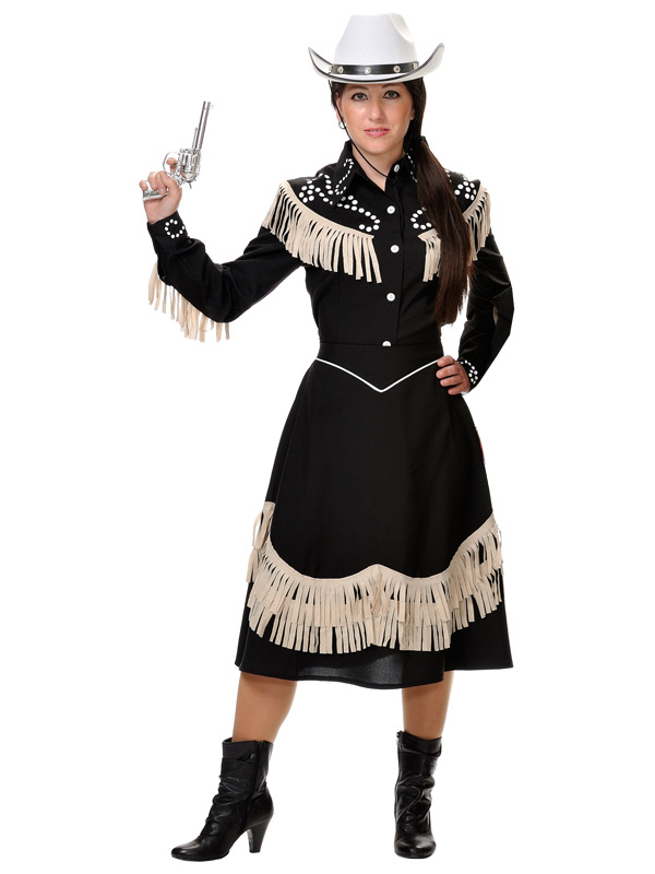 Far west or rodeo ladies costumes