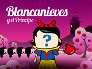 Cuento virtual Blancanieves
