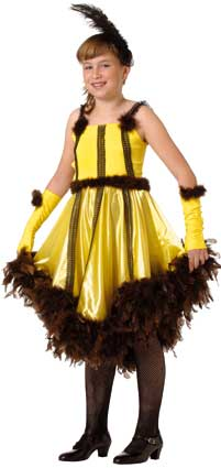 Can can girl costume