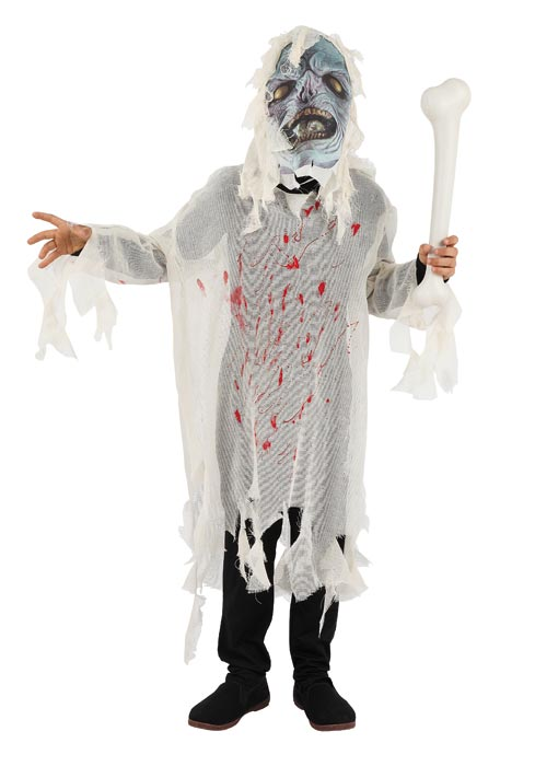 Bloody zombie kids costumes