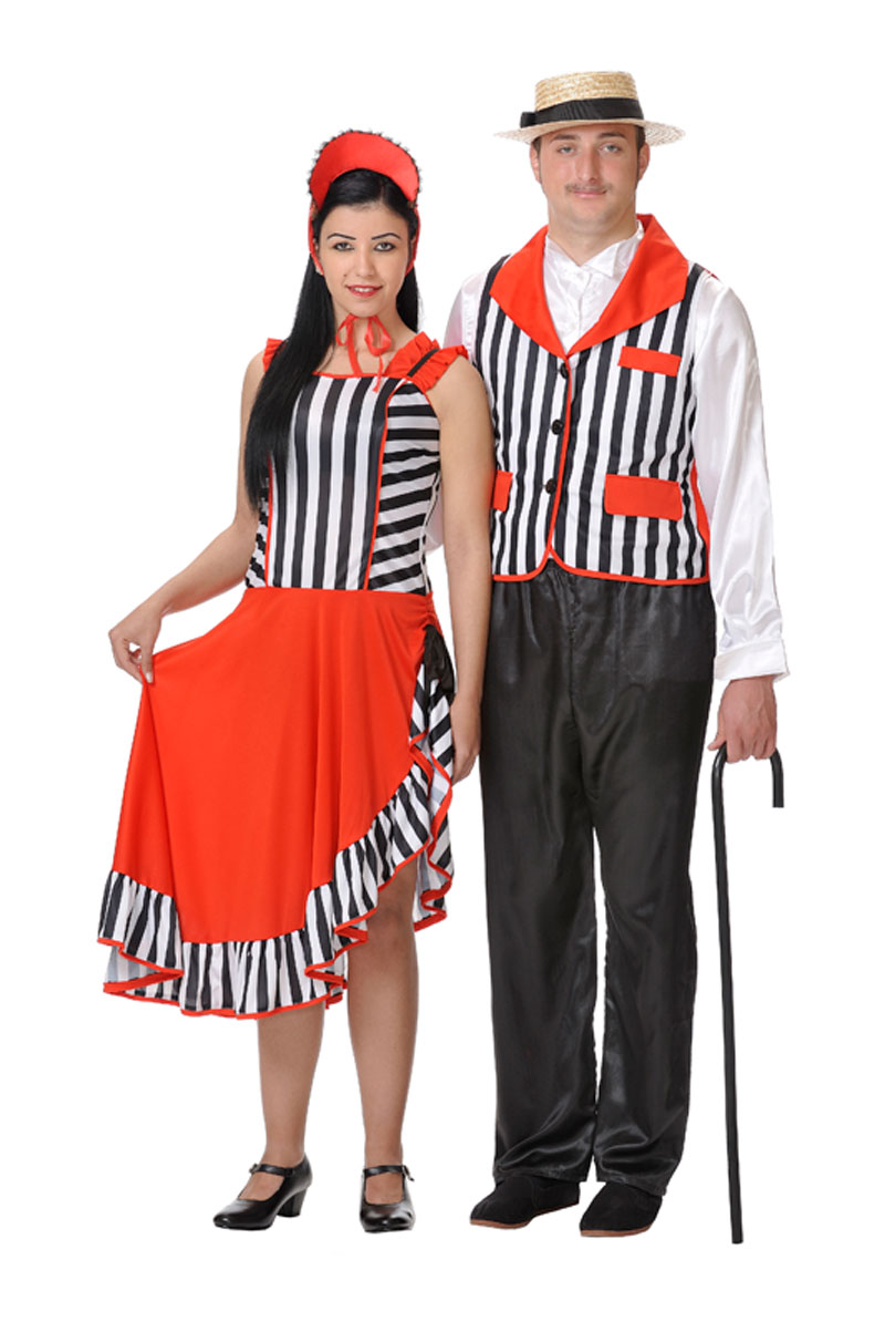 Chevalier costumes for couples
