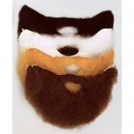 Beard and mustache medium size
