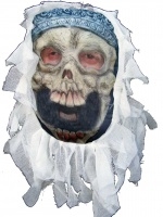 Skeleton king mask with gauze