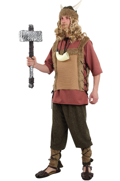 Viking Men Costume
