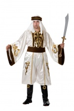 Lawrence of Arabia man costume