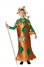 Ecologist or tree costume