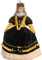 Empress girl costume