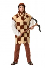 Crossbowman man costume