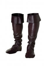 Musketeer boot tops